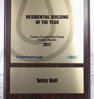 KAN Development is acknowledged as the Best Company by EEA REAL ESTATE FORUM & PROJECT AWARDS
